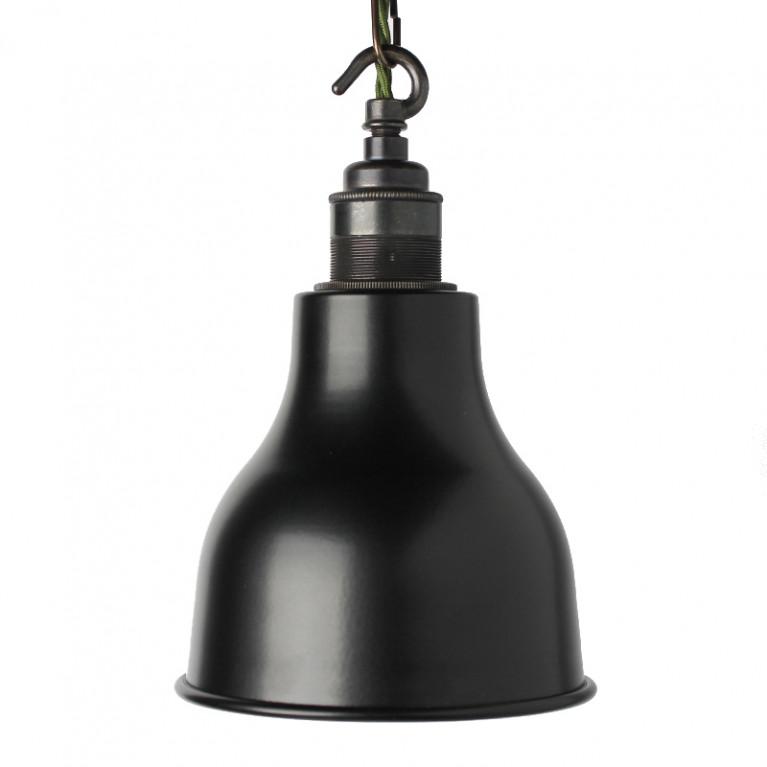 Industriele Lampenkap E27 Zwart O14cm Online Bestellen