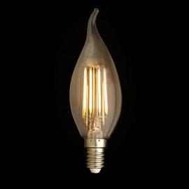 LED Kooldraad Kaarslamp Klassiek 200lm E14 2W