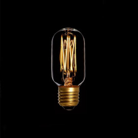 LED Kooldraadlamp Buis Gold 11cm E27 4W