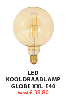 LED lamp Globe XXL E40