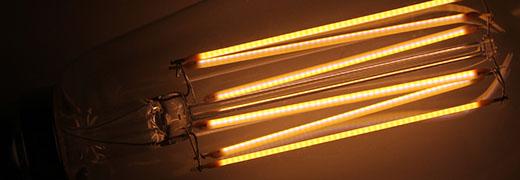 B22 Kooldraadlampen