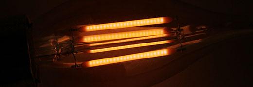 E14 Kooldraadlampen